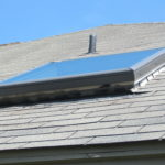 Skylight remodeling roof
