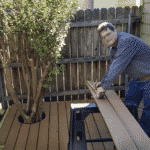 Deck construction Fort Worth. TX