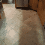 kitchen flooring tile remodel
