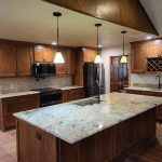 Custom designed kitchen remodel