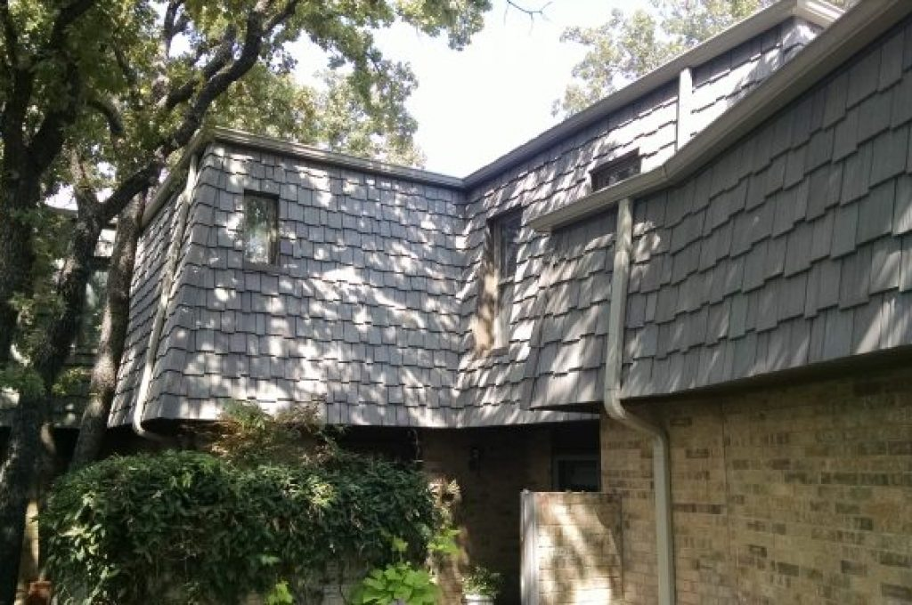 Whole home remodeling with new roof